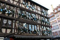 Mis ojos viajeros: Visitando Estrasburgo, Francia