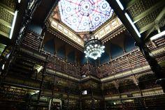 ハリーポッターとかファイナルファンタジーに出てきそうな、リオデジャネイロの「幻想図書館」に行って来ました | roomie(ルーミー)