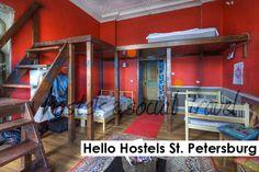 Cheap Hostels St. Petersburg - Hello Hostel
