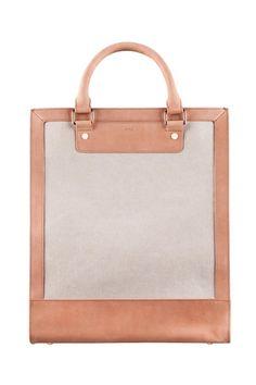 Luxe shopping bag