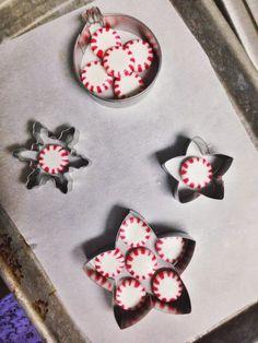 Le Frufrù: Decori natalizi con le caramelle