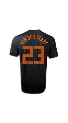 Wholesale new 12/13 Netherlands Van Der Vaart 23 away cheap Soccer jersey,soccer replica jerseys,2012 soccer jerseys,soccer jerseys at soccerworldmall.com