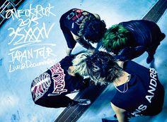 """ONE OK ROCK 2015 """"35xxxv"""" JAPAN TOUR LIVE & DOCUMENTARY"""