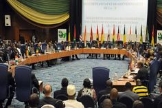 West African States Consider New Force to Fight Boko Haram   West African leaders are considering creating a military force to fight Nigeria's Boko Haram Islamist militants and will hold a regional summit next week to discuss the issue, Ghana's President John Mahama said on Friday.  Regional bloc ECOWAS will seek the support of the African Union for its plans, said Mahama.  - See more at: http://firstafricanews.ng/index.php?dbs=openlist&s=11865#sthash.CQnjgeJz.dpuf
