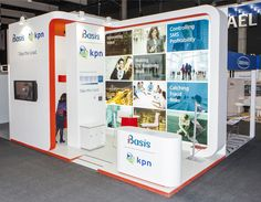 Stands by Servis - Mobile World Congress 2013 (Stand builder Barcelona, Spain, Europe)