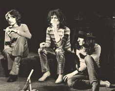 Paris, Taverne de l'Olympia, 28 janvier 1971, émission Pop 2, diffusée le 27 février 1971.