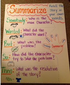 ELA standard Recount stories, including fables, folktales, and myths from… – Education & Career Summarizing Anchor Chart, Writing Anchor Charts, Summary Anchor Chart, Summarizing Activities, Folktale Anchor Chart, Fiction Anchor Chart, Inference, Reading Strategies, Reading Skills