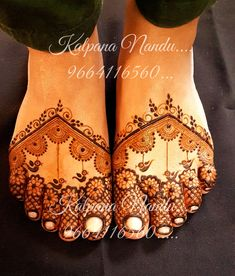 Indian Henna Designs, Mehndi Designs Feet, Latest Bridal Mehndi Designs, Henna Art Designs, Stylish Mehndi Designs, Mehndi Designs For Girls, Wedding Mehndi Designs, Mehndi Designs For Fingers, Dulhan Mehndi Designs