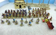 Twin Cities Gamer: Mustering the Byzantines! Byzantine Army, 28mm Miniatures, Twin Cities, Painting, Painting Art, Paintings, Painted Canvas, Drawings