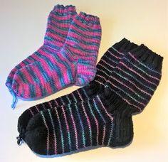 Langan viemää: 2017 Socks, Knitting, Crafts, Fashion, Tricot, Moda, Manualidades, Fashion Styles, Breien
