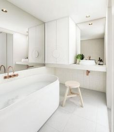 Pheonix tapware The Avenue - Elenberg Fraser & Hecker Guthrie, Fridcorp, Icon Constructions Home, Gorgeous Bathroom, Residential Interior, Beautiful Bathrooms, Bathroom Construction, Laundry In Bathroom, Bathroom Furniture, Bathroom Design, Bathroom