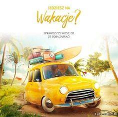 Sprawdź, czy wiesz, co ze sobą zabrać na wakacje! Pobierz bezpłatną checklistę tutaj: http://autoadams.blogspot.com/2016/06/wakacje-wyjazd-sprawdz-czy-wiesz-co-ze.html Powoli wszyscy myślimy o wakacjach i urlopie.  Przed wyjazdem warto przejrzeć naszą listę kontrolną. #autoadams #auto #motoryzacja #car #wakacje #poróż