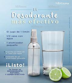 Otro... desodorante. Elige el que mas te convenga!