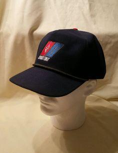 c7130bdd0bd U.S. Shooting Team Blue Trucker Hat Cap Olympics Target Clay Men s  Accessories