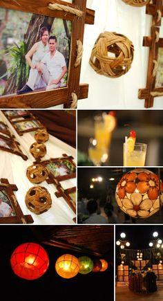 sepak decor Debut Themes, Event Themes, Country Style Wedding, Boho Wedding, Filipiniana Wedding Theme, Filipino Wedding, Asian Inspired Wedding, Future Tense, Barong