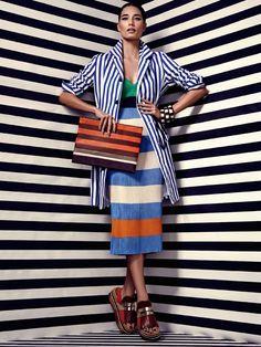 visual optimism; fashion editorials, shows, campaigns & more!: as listras da estação: marcelia freesz by nicole heiniger for marie claire brazil november 2014
