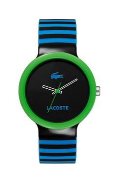 Lacoste Watch Goa verde