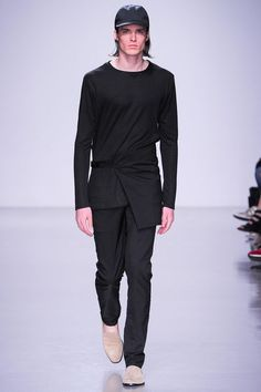 Lee Roach | Spring 2014 Menswear Collection | Style.com