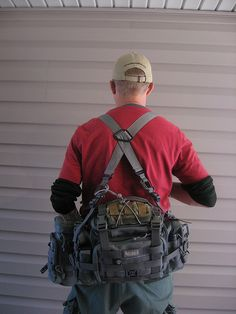 Maxpedition Sabercat 015 | Flickr - Photo Sharing! the suspenders are HSGI and MM. with a fully loaded pack the suspenders are a big plus.