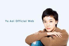 蒼井優|オフィシャルサイト