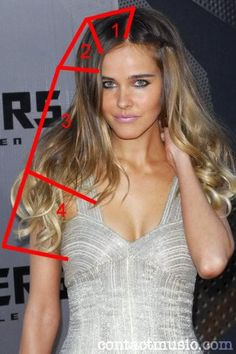I want her hair Isabel Lucas, Love Hair, Great Hair, Try New Hairstyles, Amazing Hairstyles, Corte Y Color, Hair Dos, Ombre Hair, Her Hair