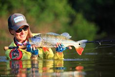 Faces of Fly Fishing: Rebekka Redd - Fly Lords Magazine