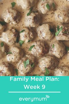 Food doesn't need to be fancy, so amongst some delicious new recipes you'll love are great (and nutritious) comfort food dishes, like Swedish Meatballs and Salmon and Leek Pies. Let us know which ones you've tried, and what your new favourites are. Easy Family Meals, Easy Meals, Keep Recipe, Broccoli Bake, Family Meal Planning, Budget Meals, Family Life, Food Dishes, Great Recipes