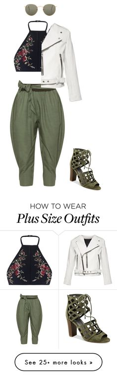 """tough structure"" by marcusv on Polyvore featuring Isolde Roth, Zimmermann, Marc Jacobs, Ray-Ban and G by Guess"