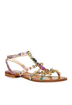 Steve Madden Bjeweled Sandal - These will be worn to death in spring/summer 2014 for sure - on my feet!!!