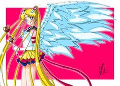 Sailor Moon Manga, Sailor Moon Sailor Stars, Sailor Scouts, Princesa Serenity, Sailor Moon Kristall, Neo Queen Serenity, Sailor Moon Wallpaper, Facebook Art, Magical Girl