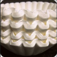 Coffee filters are ubiquitous. They are inexpensive, light weight and readily available. Heck, you can purchase coffee filters at the Dollar store, Amazon Costco, the corner grocery and even on EBay.  Now I will be first to admit that there are a lot of lists floating around with suggested uses for coffee filters but