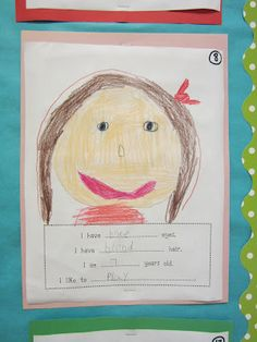 Lacy's Letters: Guess Who.... Curriculum Night!