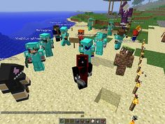minecraft, minecraft, minecraft minecraft! I LOVE THIS GAME!!<3