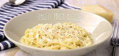 Špagety podľa Alfreda Macaroni And Cheese, Spaghetti, Ethnic Recipes, Blog, Drink, Mac And Cheese, Beverage, Blogging, Noodle