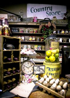 The Olde Homestead - Shop Tour