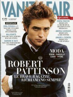 Robert Pattinson / Vanity Fair
