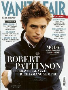 Robert Pattinson / Vanity Fair