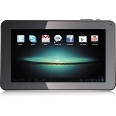 """awesome Envizen Digital Em63 Cosmos 4 Gb Tablet. 7"""". 1.50 Ghz . 1 Gb Ram . Android 4.1 Jelly Bean . Slate . 1024 X 600 Multi. Touch Screen Display """"Product Type: Computer Systems/Tablets & Tablet Pcs"""""""