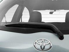 Toyota Vitz Rear 2