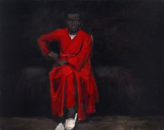 """""""Any Number of Preoccupations by Lynette Yiadom Boakye"""