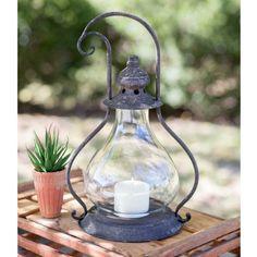 Chatsworth Candle Lantern