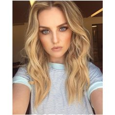 We ❤ It ❤ liked on Polyvore featuring hair, people, perrie edwards, beauty, cabelos and backgrounds