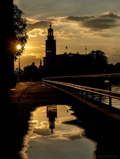 Photo stadshuset by ewald mario  on 500px