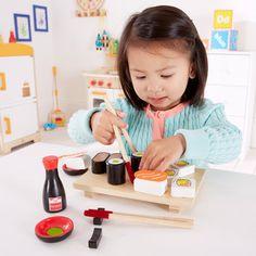 Sushi Selection at Hape Toys