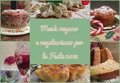 Menù vegano e vegetariano delle feste 2015
