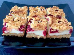 Malinowe Ciasto Pudding, Vegan, Sweet And Salty, Cheesecakes, No Bake Cake, Brownies, Good Food, Cooking Recipes, Sweets