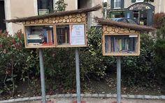Fabriquer une Bibliothèque de Rue – Bibliothèque de rue