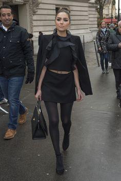 Olivia Culpo – Giambattista Valli Fashion Show in Paris 08.03.16