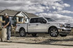 Top Trucks: 2018 Ford F-150; Specs. & Price design http://pistoncars.com/2018-ford-f-150-specs-price-651