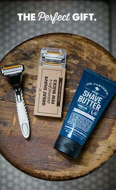 It's the gift that keeps shaving all year round. Dollar Shave Club delivers amazing razors and grooming products. Get a Dollar Shave Club gift card today.